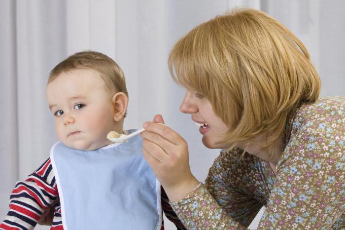 kleinkind isst kein gemüse