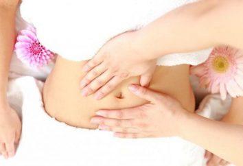 Massagem para emagrecimento barriga: comentários, instruções. massagem anti-celulite