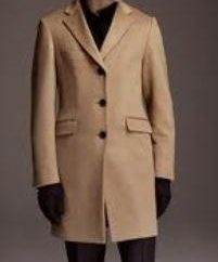 Męska płaszcz: jak wybrać?