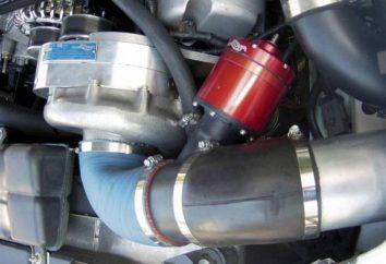 Zawór nadciśnieniowy w samochodzie