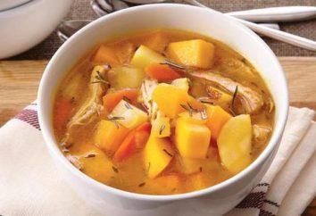 gulasz warzywny z kurczaka w multivarka – przepisy kulinarne