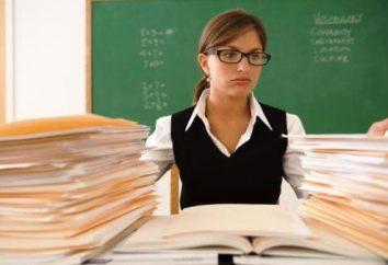 La escuela primaria: el rendimiento del estudiante en el 1 ° y 4 ° grado