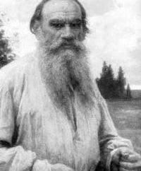 Quelle était l'attitude de Tolstoï à la guerre?