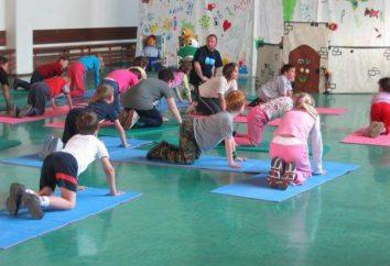 Os exercícios de respiração para pré-escolares: meta