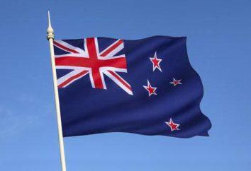 Was ist das Symbol von Neuseeland?