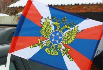 Ruso de Inteligencia Exterior: descripción, composición e historia