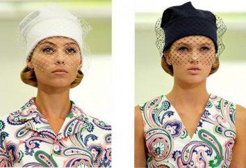 Cappellini con un velo le tue mani: Descrizione, Modelli, Combinazione e Feedback