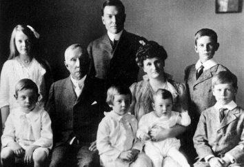 Maykl Rokfeller: biografia, desaparecimento versão