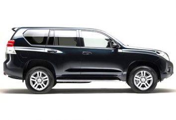 Toyota Land Cruiser Prado 120 – bezkompromisowy ekstremal