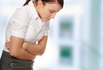 Régimes alimentaires avec de la douleur dans l'estomac. Régime №1. Indications