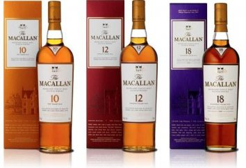 Whisky Macallan – Rey whisky escocés