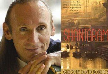 "Recenzja książki ""Shantaram"" Gregori Devida Roberts. Opis i cechy produktu działka"