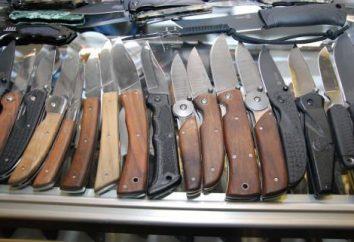 """coltelli pieghevoli """"Kizlyar"""": descrizione,"""