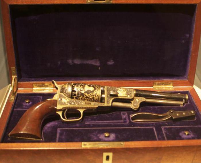 erfinder des revolvers