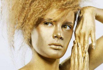 cor de ouro – ternura e atratividade