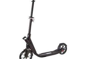 Como escolher uma scooter para adultos?