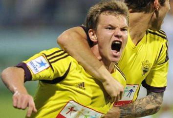 Combien de buts pour le « Zenith » a marqué Oleg Shatov?