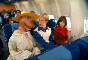 """""""Scooby Doo"""": gli attori e le caratteristiche del cinema"""