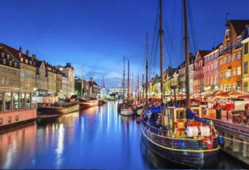 Où est le Danemark? La capitale, la langue de l'Etat, le peuple et la monnaie danoise