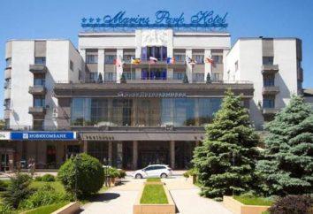 """""""Marins Park Hotel"""", Moscú: opiniones y fotos"""