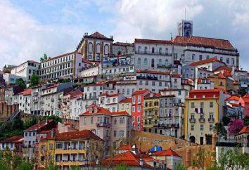 Szczegóły Coimbra, Portugalia, opis i ciekawostki