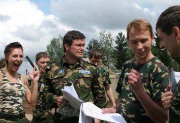 """""""Soldados"""": los actores y el papel de la serie. ¿Qué actores actuó en la serie de televisión """"soldados""""?"""