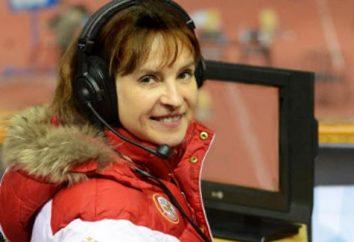 Bogoslovskaya Olga Mihaylovna: biografia e realizzazioni di atlete