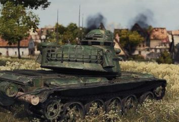 59 Patton: przegląd zbiorniku