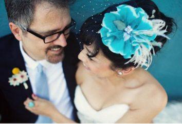 Ślub na niebiesko: Idee