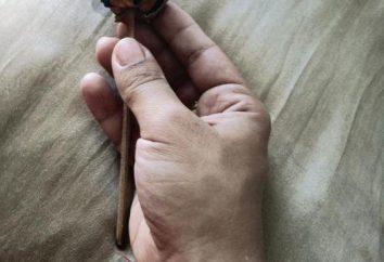 Come fare un talismano su un filo scarlatto? La trama e le regole per la sua lettura