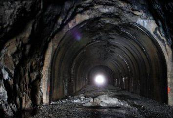 Comment parler et écrire le mot « tunnel » et « tunnel »? Quel est le tunnel? Quels sont les tunnels?