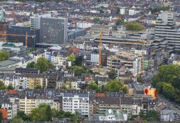 North Rhine-Westphalia onde? informações gerais