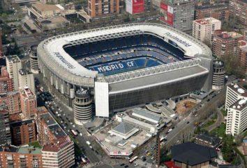 """Estadio """"Santiago Bernabéu"""": el pasado y hoy"""