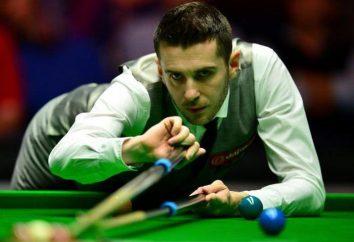 Selbi Mark, un inglese giocatore professionista di snooker: biografia, la vita personale, una vittoria del torneo