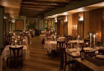 """""""Truffaldino"""" Włoskie menu restauracji, ceny, recenzje"""