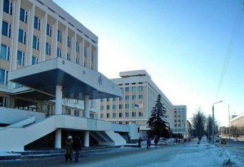 Gomel State University nazwany Skaryna. Recenzje University