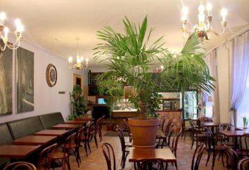 "Cafe ""ponte Troitsky"" – un luogo accogliente nel centro di San Pietroburgo"