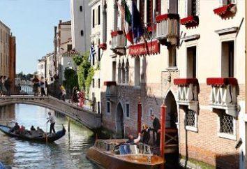 Najlepsze hotele w Wenecja: krótki przegląd