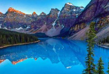 Naturaleza América del Norte. Especialmente la naturaleza de América del Norte