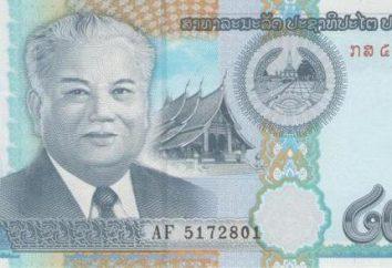 Lao Kip – a moeda em Laos