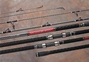 Secrets de pêche: cannes à pêche pour le casting à longue distance