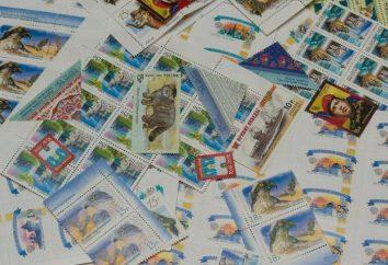 Come per incollare i francobolli sulla busta per la Russia?