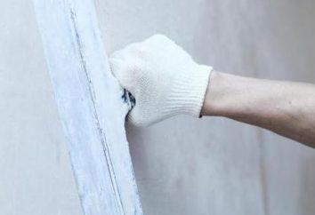 Herstellung von Wänden unter Flüssigtapete Tipps Meister