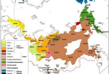 Os povos do Norte da Rússia. Pequenos povos do Norte e do Extremo Oriente