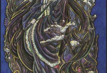 Morena – la diosa de la muerte y eslavos eterno frío