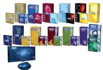 I preservativi di poliuretano Vizit Nano-Tech