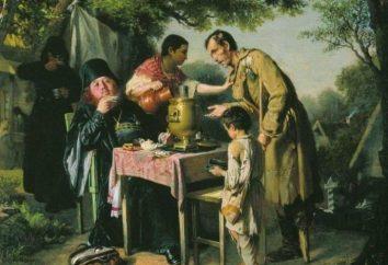"""Malowanie """"Herbata w Mytischi"""": Funkcje"""