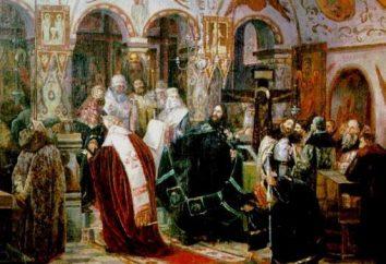 Ce qui a causé la nécessité d'une réforme de l'Eglise en Russie? Quels sont ses effets?