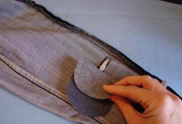 Jak zrobić dziurę w dżinsach z własnymi rękami? Istnieją dwa sposoby!