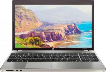 HP ProBook 4540s: spécifications, commentaires, avis